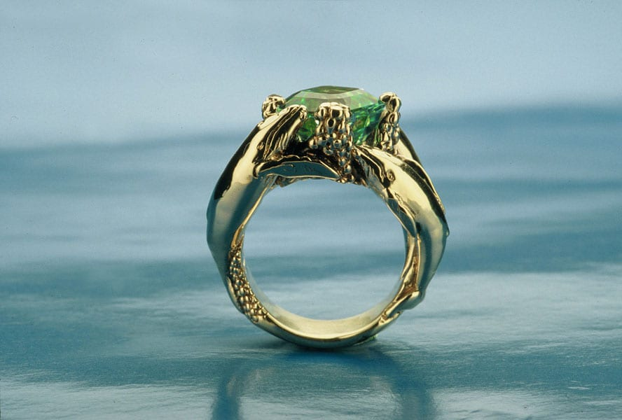 whale-ring